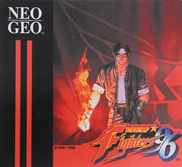 KOF THE KING OF FIGHTERS '96
