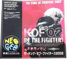 KOF THE KING OF FIGHTERS '02