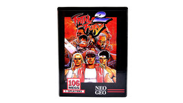 FATAL FURY 2 USA SOFTBOX