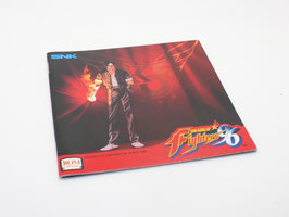 THE KING OF FIGHTERS '96 MANUAL