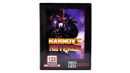 KARNOV'S REVENGE USA SOFTBOX