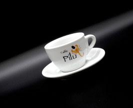 Espresso Doppio Tasse inkl. Untertasse