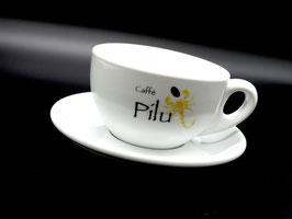 Caffè Latte Tasse inkl. Untertasse