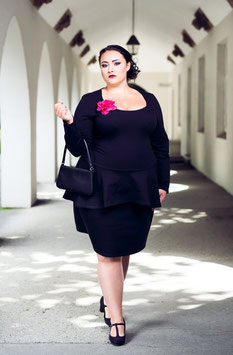 Kleid Pechmarie