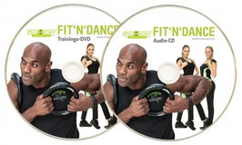 smovey FIT'N'DANCE-DVD+CD