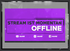 Twitch Offline Banner 5
