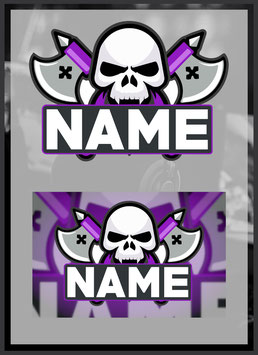 Twitch Streamer Logo 7