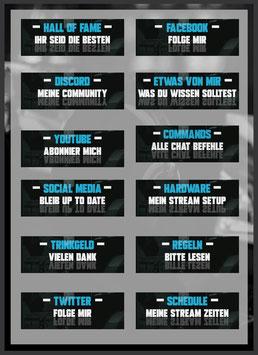Twitch Panels 43