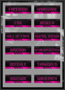 Twitch Panels 18