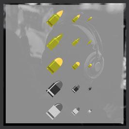 Twitch Sub Badges 7