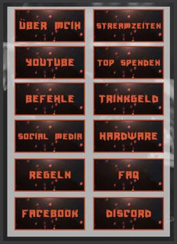 Twitch Panels 73