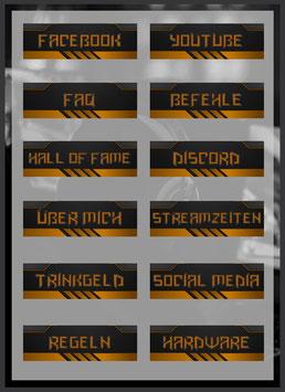 Twitch Panels 17