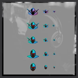 Twitch Sub Badges 5