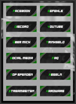 Twitch Panels 87