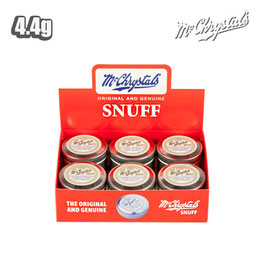 Mc Chrystal's Snuff