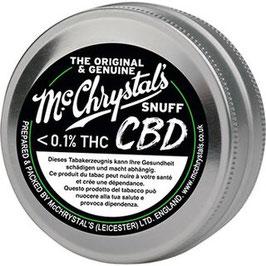 Mc Chrystal's Snuff CBD