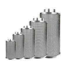 Kohlestofffilter 125/500m3