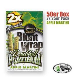 Blunt Wrap Platinum double - Apple Martini