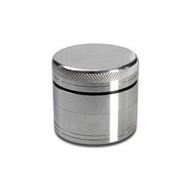 Alu Grinder 4-teilig 40mm silver BL