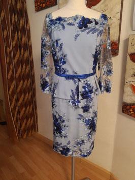 Vestido 93654 azul