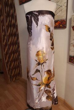 Vestido tobillero 21117
