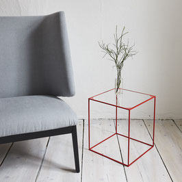 Wuzzl - Glas / Stahl-rot / Sonderedition