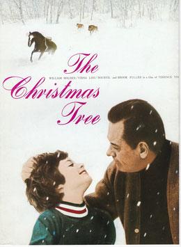 クリスマス・ツリー(プレスシート洋画)