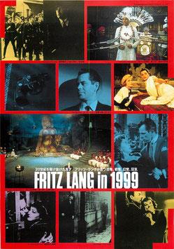 フリッツ・ラング・イン 1999(蠍座/チラシ洋画)