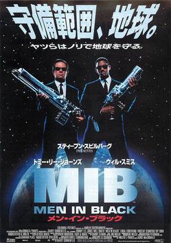 メン・イン・ブラック(札幌劇場/チラシ洋画)