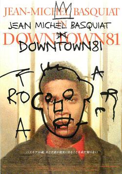 DOWNTOWN81(シアターキノ/チラシ洋画)