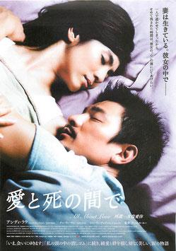 愛と死の間で(チラシ・アジア映画)