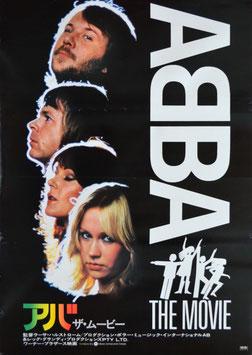 ABBA アバ ザ・ムービー(ポスター洋画)