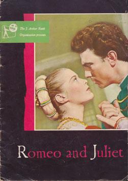 ロミオとジュリエット(パンフレット洋画)