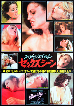 スペシャル・エデション セックス・シーン(ピンク映画ポスター)