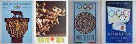 歴代オリンピック公式ポスター集『時よとまれ君は美しい・ミュンヘンの17日』