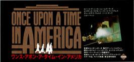 ワンス・アポン・ア・タイム・イン・アメリカ(前売半券・洋画)