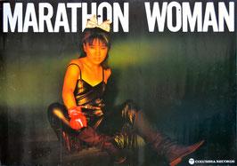 MARATHON WOMAN(山下久美子/ポスター)