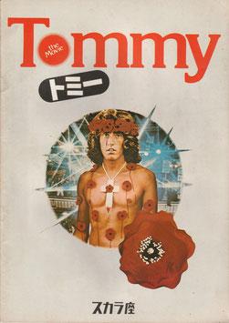 トミー Tommy(スカラ座/パンフ洋画)