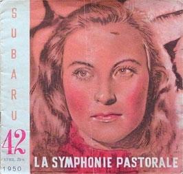 田園交響楽(SUBARU42/洋画プログラム)
