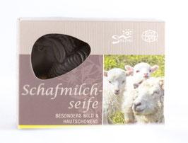 SAL-A-002  羊ミルク石鹸 (黒)