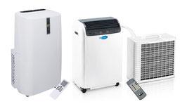 Mistral Fahrbares Split-Klimagerät HYDER - RKL491