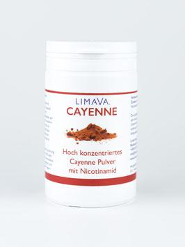 Hoch konzentriertes Cayenne Pulver mit Nicotinamid