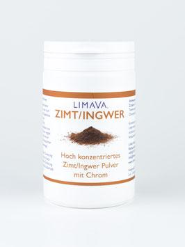 Hoch konzentriertes Zimt/Ingwer Pulver mit Chrom