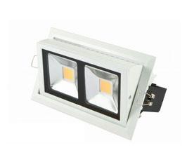 LED Einbaustrahler ALL 36 Watt 3.600lm / 100° Abstrahlwinkel