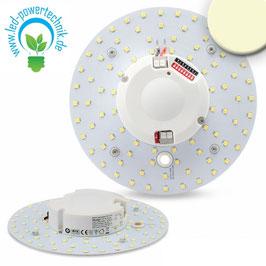 LED Umrüstplatine 160mm, 12W, mit Magnet, neutralweiss