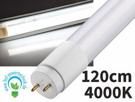 LED T8 EasyTube - 120cm, 20W, 1850lm, 4.000K neutralweiss