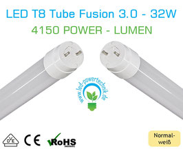 LED T8 Tube Fusion POWER 4.0 - 150cm, 32W, 4.500lm, 4.000K Neutralweiss