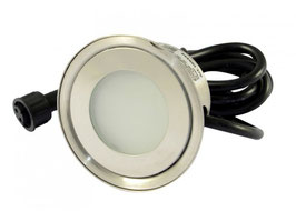 LED Bodeneinbaustrahler 0,5W rund in-G IP67 0,5W