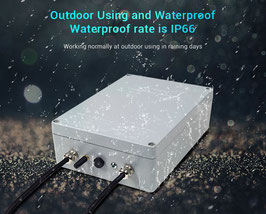 LED Controller 1 -Channel Host Control Box IP66 - Outdoor