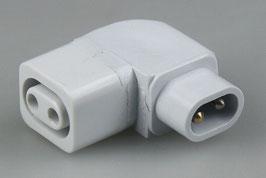 Winkel 90° für LED-Unterbauleuchten für 20020-23, 20582+20583